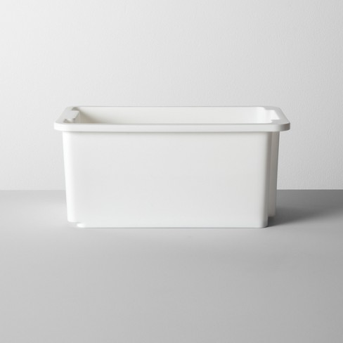 Under Sink Storage White - Made By Design™ - image 1 of 3
