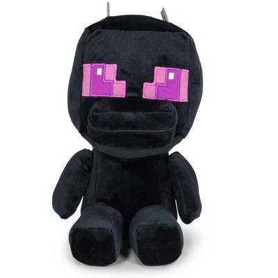 JINX Inc. Minecraft Adventure Series Ender Dragon Plush Toy | 9 Inches