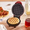 Dash Mini Waffle Maker - Red - image 2 of 4