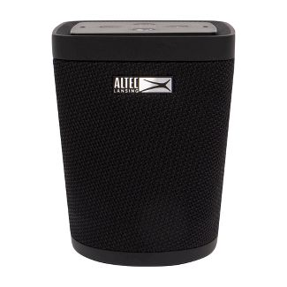 "Altec Lansing ""Live"" Google Voice Assist Speaker - Black (GVA1)"