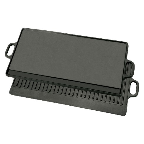 Bayou Classic Cast Iron 28in Reversible Griddle - image 1 of 1