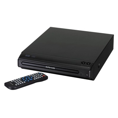 Craig Compact HDMI DVD Player