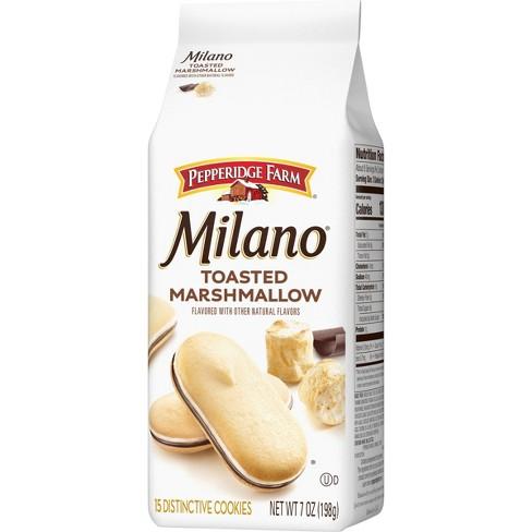 Pepperidge Farm Milano Toasted Marshmallow Cookies - 7oz - image 1 of 4