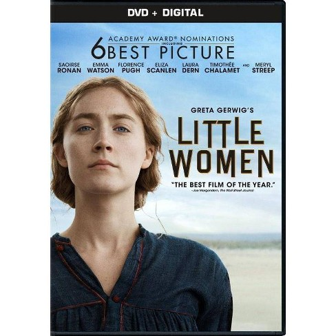 Little Women (DVD + Digital) - image 1 of 1