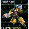 TFC Toys - Trinity Force - TF-01 Raging Bull Action Figures - image 4 of 4