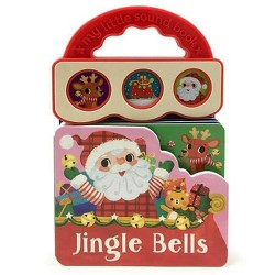 Jingle Bells (Board Book) by Holly Berry-Byrd