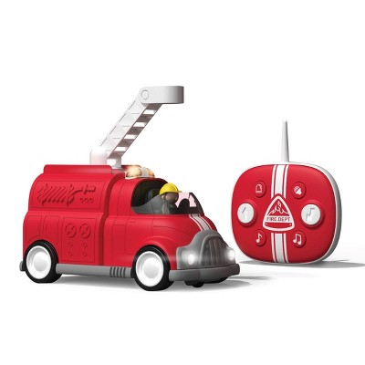 FAO Schwarz RC Fire Engine