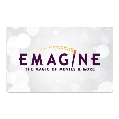 Emagine Gift Card (Email Delivery)