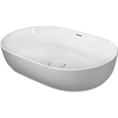 "Duravit 037960 Luv 23-5/8"" Ceramic Vessel Bathroom Sink - image 1 of 1"