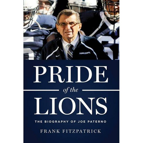 Pride of the Lions - by  Frank Fitzpatrick (Hardcover) - image 1 of 1