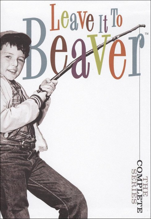 Leave it to beaver:Complete series (DVD) - image 1 of 1