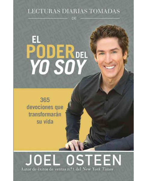 Lecturas diarias tomadas de el poder del yo soy / Daily Readings from the Power of I Am (Hardcover) - image 1 of 1