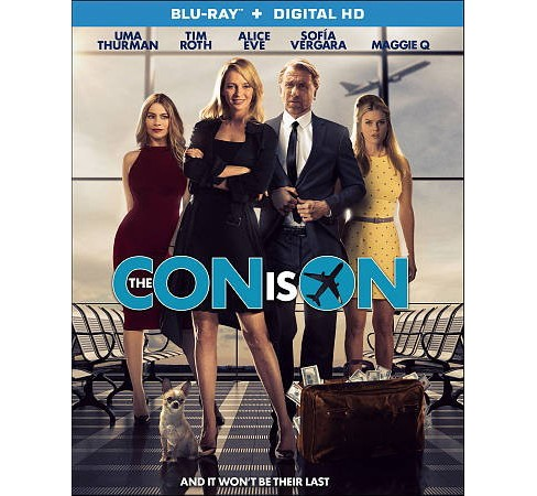 Con Is On (Blu-ray) - image 1 of 1