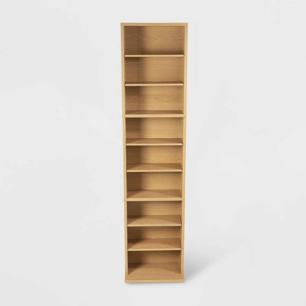 Summit Media Storage - Maple (Brown) - Atlantic