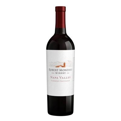 Robert Mondavi Napa Valley Cabernet Sauvignon Red Wine - 750ml Bottle