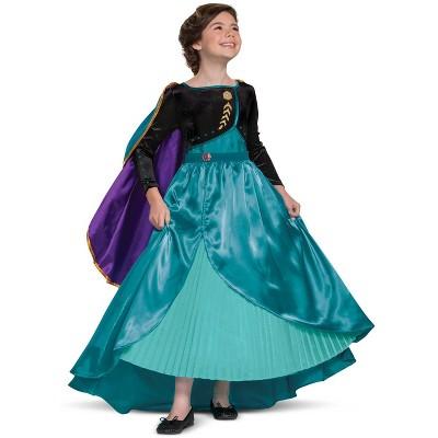 Frozen Queen Anna Prestige Child Costume