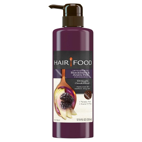 Hair Food Blackberry & Anjou Pear Strength Conditioner - 17.9 fl oz - image 1 of 2