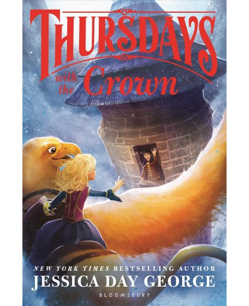 Thursdays with the Crown (Reprint) (Paperback) (Jessica Day George) - image 1 of 1