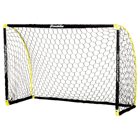 Franklin Sports 6' x 4' Insta-Set Soccer Goal - image 1 of 3