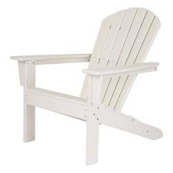 Seaside Plastic Adirondack Chair - Shine Company Inc.