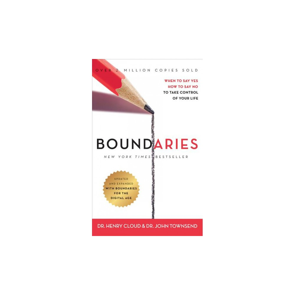 Boundaries : When to Say Yes, How to Say No to Take Control of Your Life - (CD/Spoken Word)