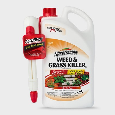Weed And Grass AccuShot 1 Gallon Ready to Use - Spectracide