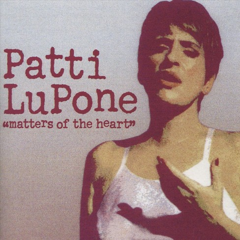 Patti lupone - Matters of the heart (CD) - image 1 of 1