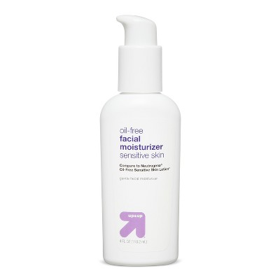 Unscented Sensitive Skin Facial Moisturizer - 4oz - up & up™