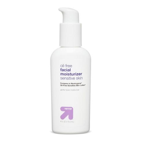 Unscented Sensitive Skin Facial Moisturizer - 4oz - Up&Up™ - image 1 of 1