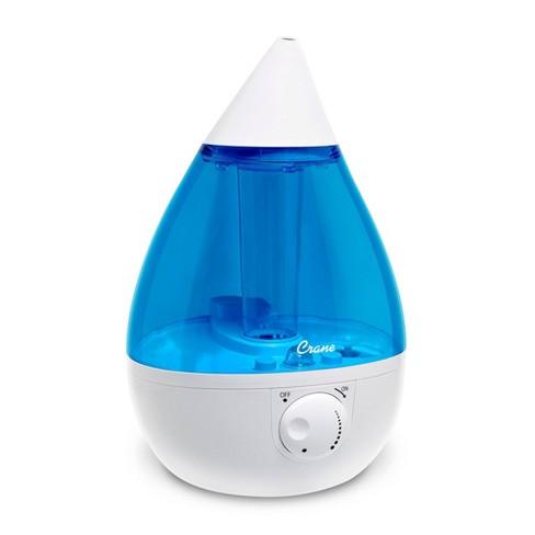 Crane Drop Ultrasonic Cool Mist Humidifier 1gal - image 1 of 4