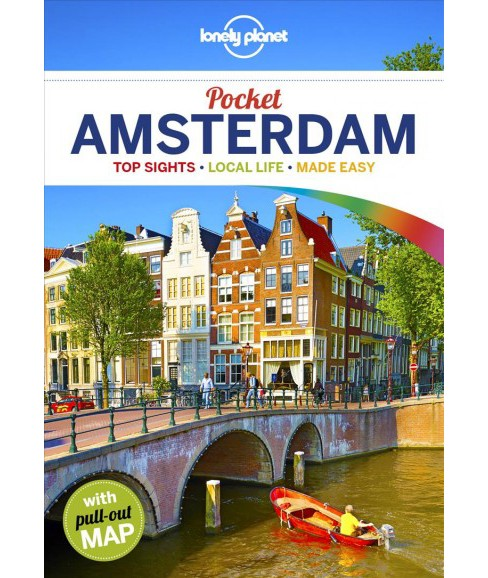 Lonely Planet Pocket Amsterdam -  by Catherine Le Nevez & Abigail Blasi (Paperback) - image 1 of 1
