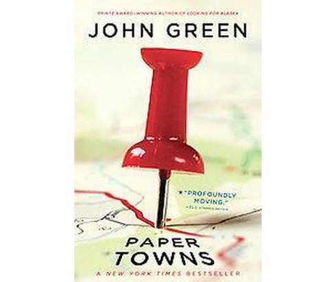 Paper Towns (Reprint) (Paperback) by John Green - image 1 of 1