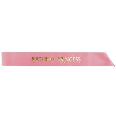 Disney Princess Wearable Party Sash