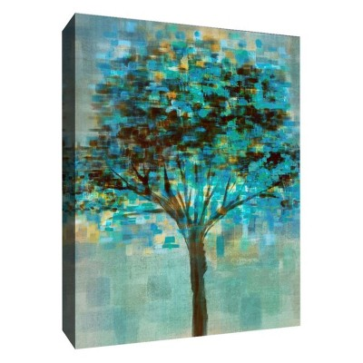 """11"""" x 14"""" Crystal Tree Decorative Wall Art - PTM Images"""