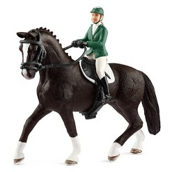 Schleich Horse Club Showjumper with Horse Playset
