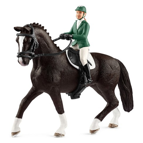 Schleich Horse Club Showjumper with Horse Playset - image 1 of 1
