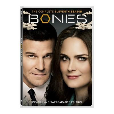 Bones Season 11 (DVD)