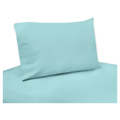 Turquoise Sheet Set (Queen)- Sweet Jojo Designs®
