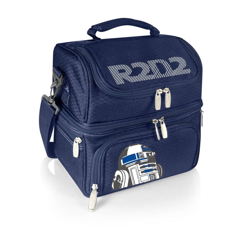 Picnic Time Star Wars R2 D2 Pranzo Lunch Bag Navy Blue