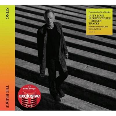Sting - The Bridge (Target Exclusive, CD)