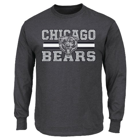 Chicago Bears Men's Long Sleeve T-Shirt M - image 1 of 1
