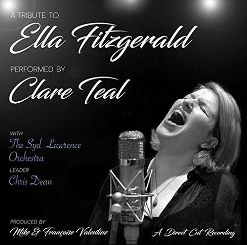 Clare Teal - Tribute To Ella Fitzgerald (Vinyl) - image 1 of 1