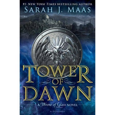 Tower of Dawn -  Reprint (Throne of Glass) by Sarah J. Maas (Paperback)