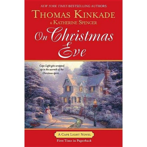 On Christmas Eve - (Cape Light Novels (Berkley Paperback)) by Katherine  Spencer (Paperback)