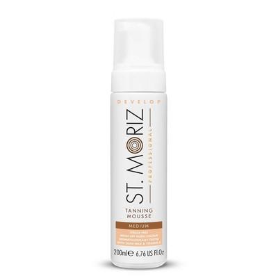 St. Moriz Professional Instant Medium Self Tanning Mousse - 6.76oz