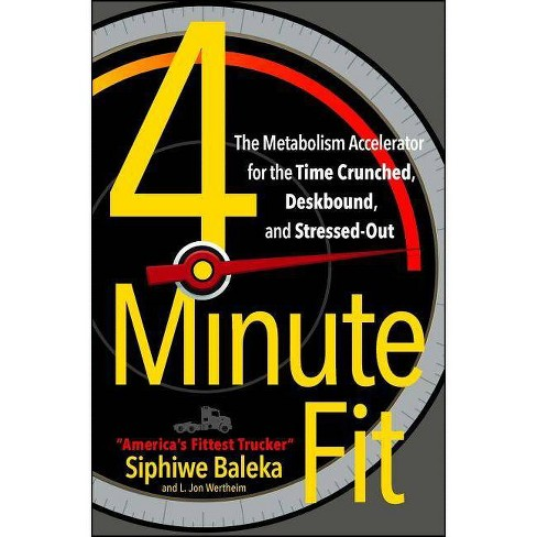 4-Minute Fit - by  Siphiwe Baleka & Jon Wertheim (Paperback) - image 1 of 1