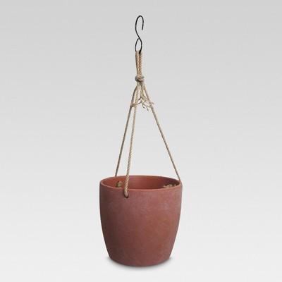 6.5  Terracotta Hanging Planter - Smith & Hawken™