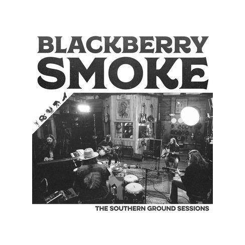 Blackberry Smoke - Southern Ground Sessions (CD) - image 1 of 1