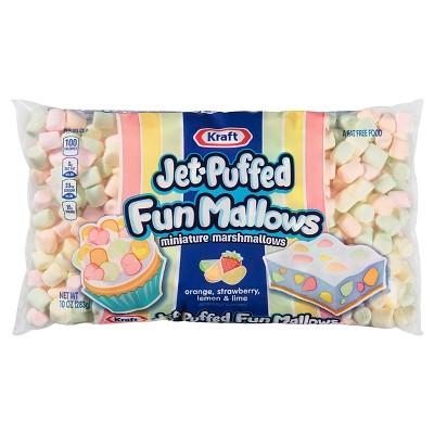 Kraft Jet Puffed Funmallows - 10oz