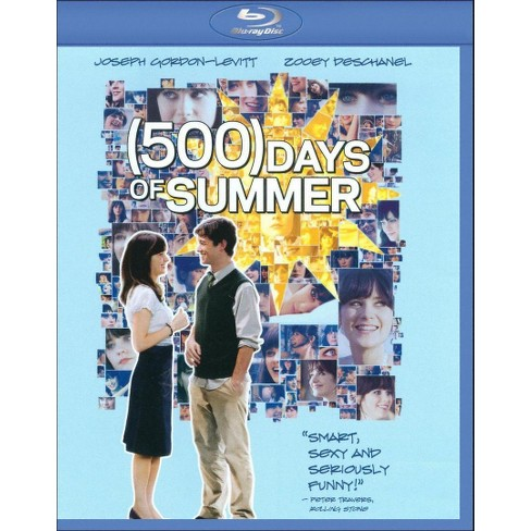 (500) Days of Summer (Blu-ray) - image 1 of 1